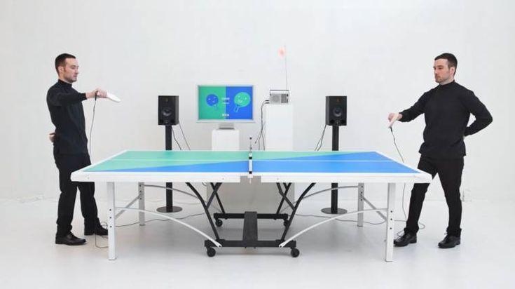 Ping-Pong FM: Mit Tischtennis die BPM steuern