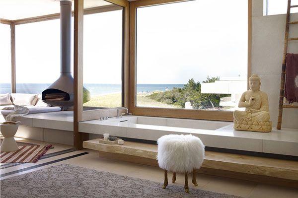 Kelly Behun's Weekend House in the Hamptons
