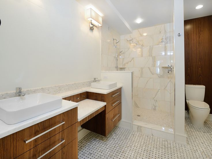 136 Park Avenue #newconstruction #bathroom #hoboken #newjersey #hudsonplacerealty