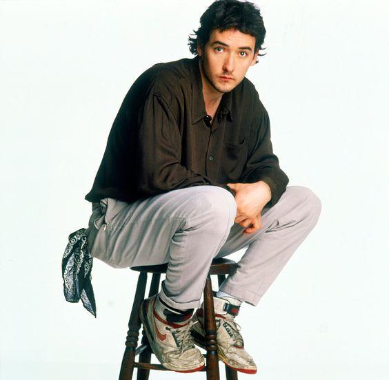 John Cusack photographed by Deborah Feingold, 1989.