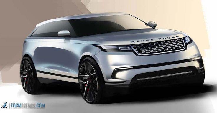 .@LandRover has unveiled the Range Rover Velar. Design analysis on http://formtrends.com/range-rover-velar