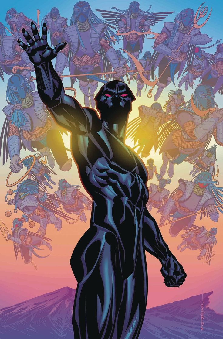 Black Panther (2017) Issue #168