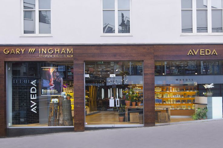 Gary Ingham Salon & Spa, Hampstead - Salons We've Been To / Salons To Try #london #hair #salon