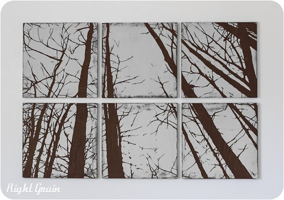 Painting Painting Painting: Wall Art, Artsy, Art Ideas, Painting Walls, Tree Paintings, Craft Ideas, Painting Painting, Design