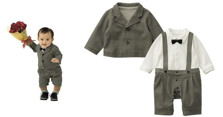 Cool Baby Formal Wear