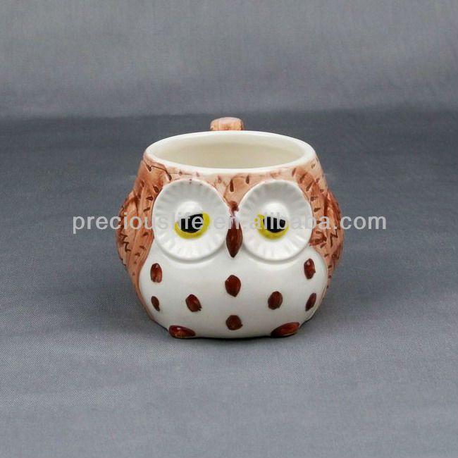 17 best images about animal mugs on pinterest mugs set for Animal shaped mugs