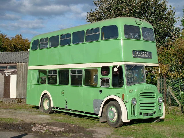 Leyland HBF679D - Harper Brothers of Heath Hayes