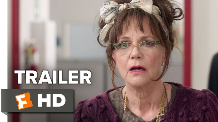 Hello, My Name Is Doris Official Trailer #1 (2015) - Sally Field. Haven't seen this one yet but I definitely will.  I mean it's Sally Field :)