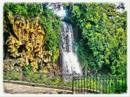 waterfall Edessa Greece HDR | Flickr - Photo Sharing!
