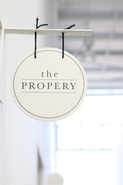 /// Sign Shop /// The Propery #branding #visualidentity