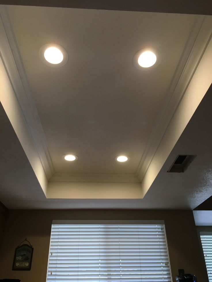 Led Recessed Lighting Old Work : Ideas about led ceiling lights on