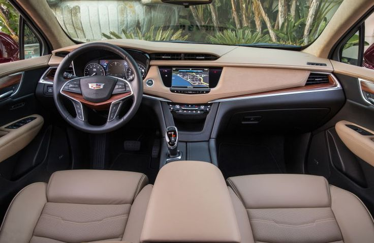 2017 Cadillac XT5: Meet The Escalade's Kid Sister With Better Grades And Glasses