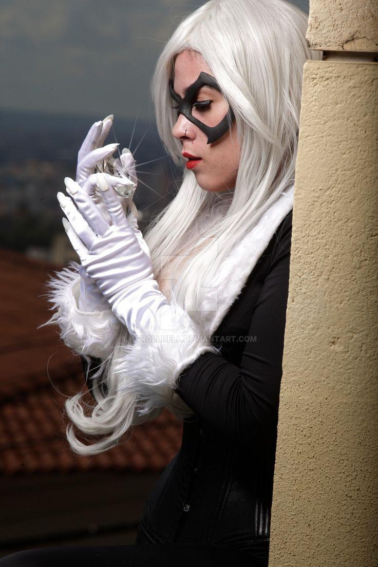 Black Cat Cosplay Marvel Spider Man  Follow me on Facebook https://www.facebook.com/karollvianacosplay