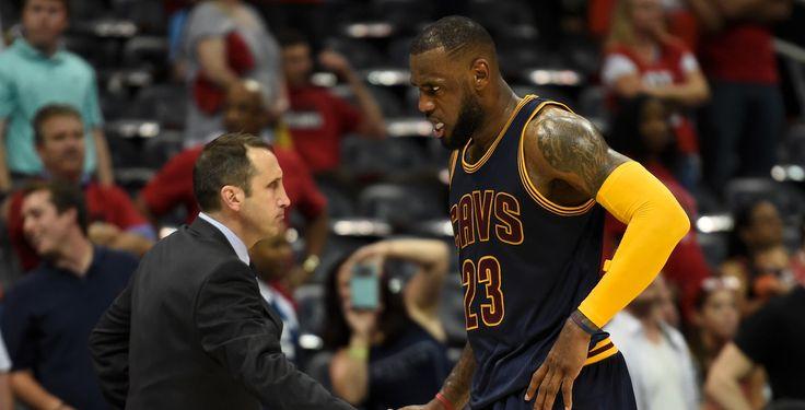 Cleveland Cavaliers Update: LeBron James' influence behind the firing of David Blatt and the hiring of Tyronn Lue? - http://www.sportsrageous.com/featured/nba-update-lebron-james-influence-behind-firing-of-cleveland-cavaliers-head-coach-david-blatt/5182/