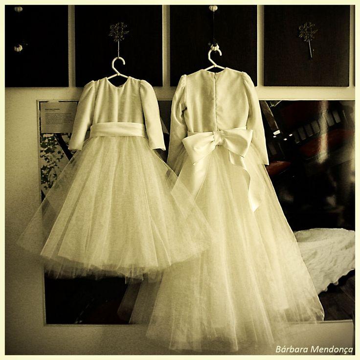 By Paula Vestidos de noiva: Vestido de damas de honra para o inverno