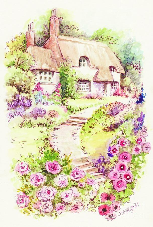 Love cottage gardens