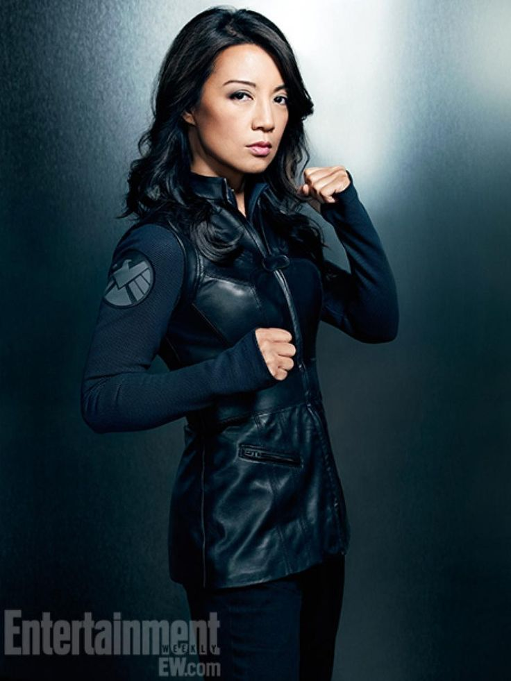 Agents of S.H.I.E.L.D Ming-Na Wen as Agent Melinda May - Pilot/Weapons Expert -  ' Something has happened to her at a level she couldn't cope with so she ended up doing paperwork. Description from pinterest.com. I searched for this on bing.com/images