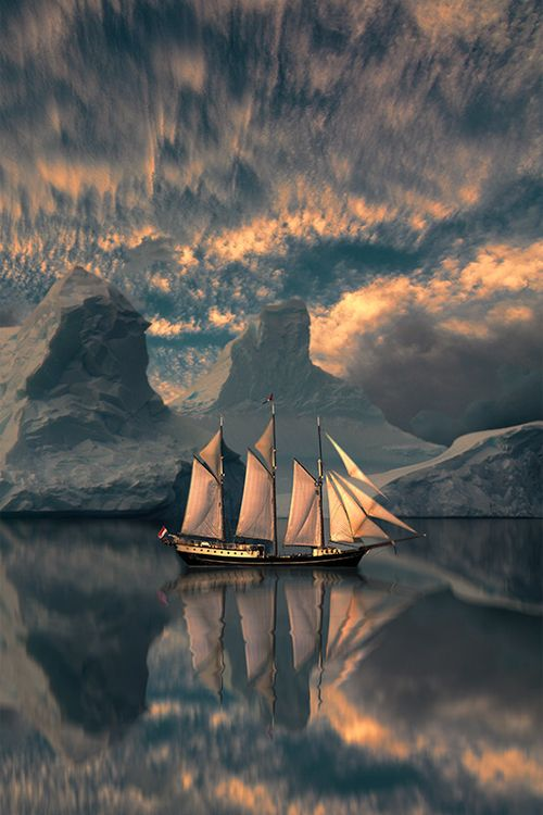 I Am Sailing by Peter From,