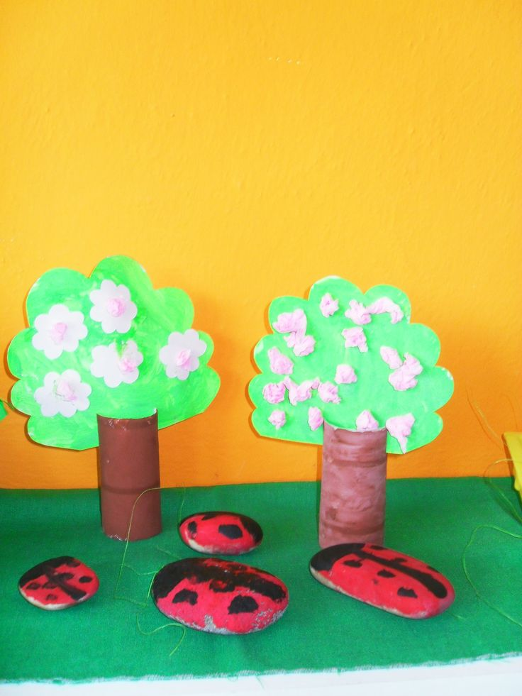 Rozkvitnutý strom