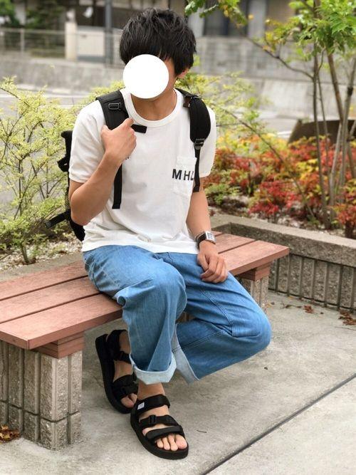 Nissy's WEAR Coordinate 2017.5.19 【theme】 シンプル夏コーデ