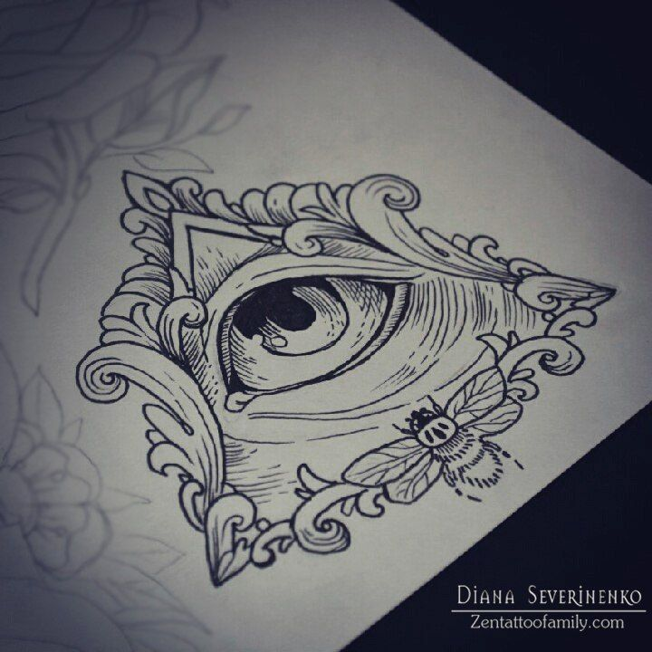 Best 10 Third Eye Tattoos Ideas On Pinterest: 21 Best Images About Eye Of Providence On Pinterest