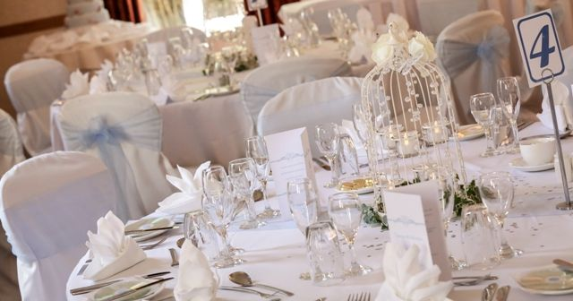 Wedding Reception (Photo by Paul Adams Photography)