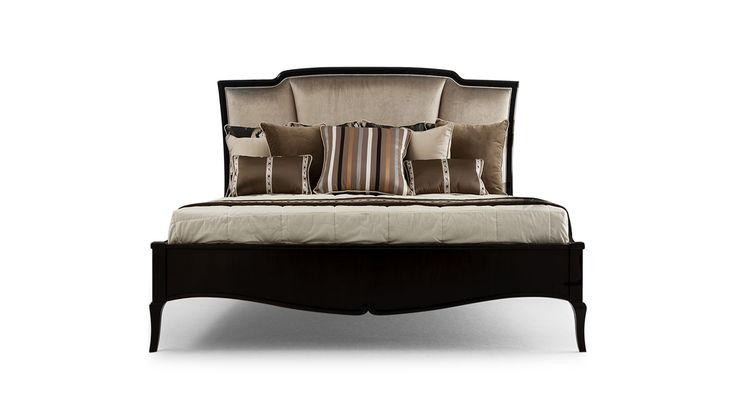 Buy Wellington Super King Bed Online at LuxDeco. If you want to transform your bedroom, leave it to the Wellington Bed and its ultra-luxurious velvet headboard.