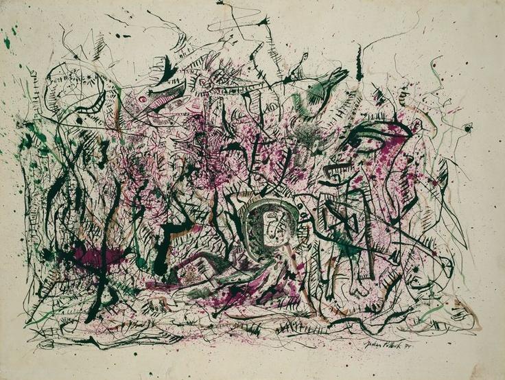 Jackson Pollock Essays (Examples)