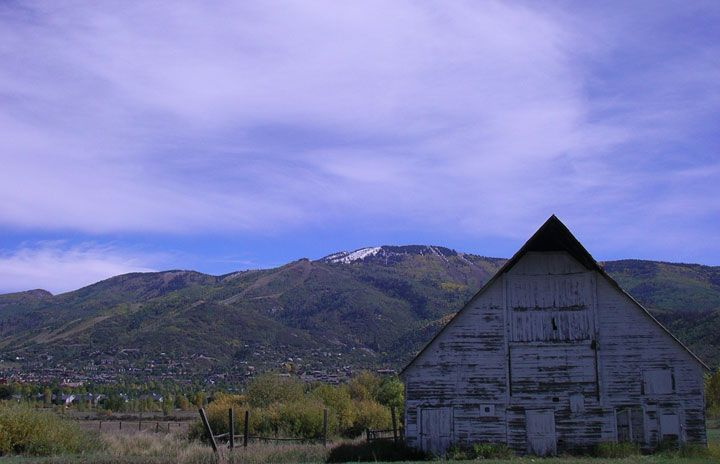 Fall in Steamboat Springs, Colorado
