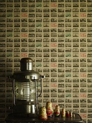 Back in the USSR wallpaper by Linwood