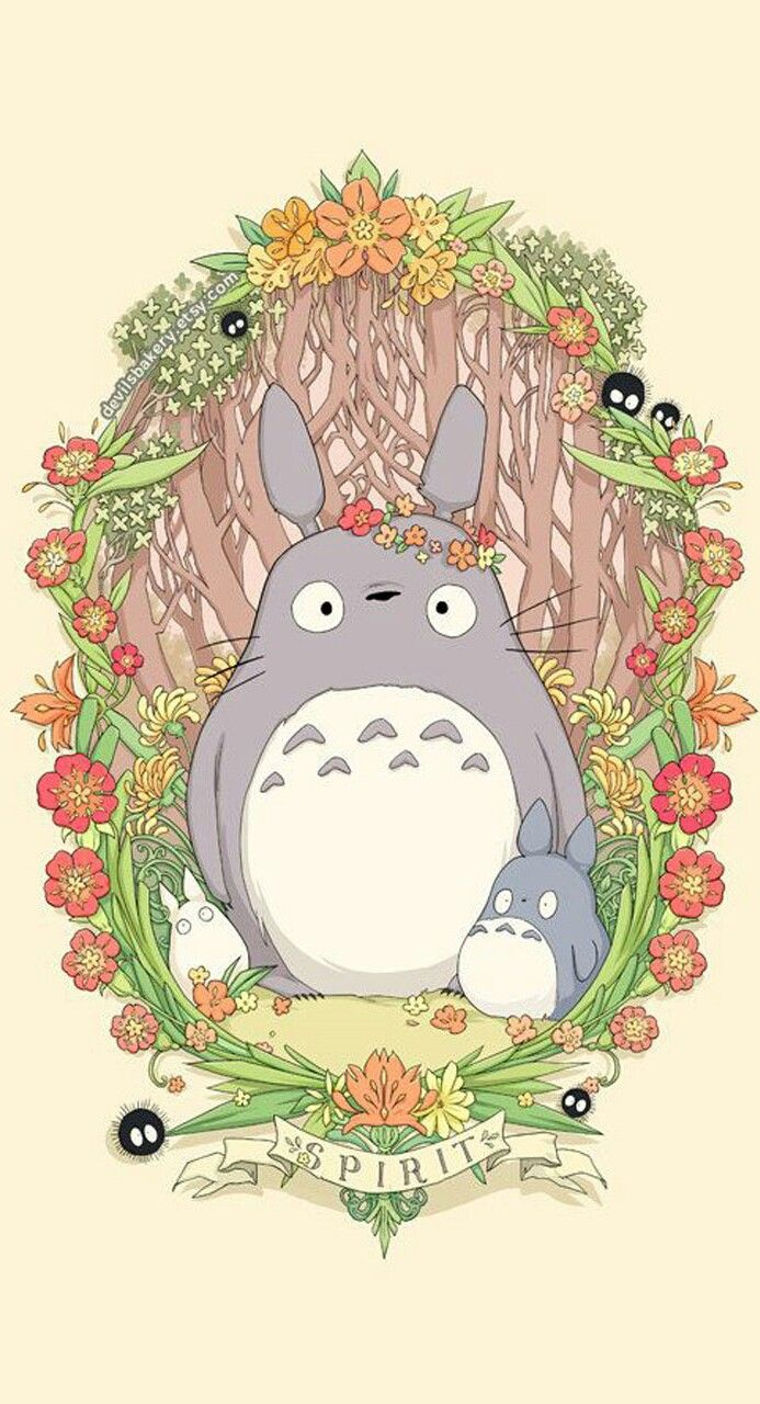 Pin By Jazzy On Lockscreens Pinterest Totoro Studio Kitty Squishy Quotrice Ball Onigiriquot Online Store Powered Storenvy Ghibli And