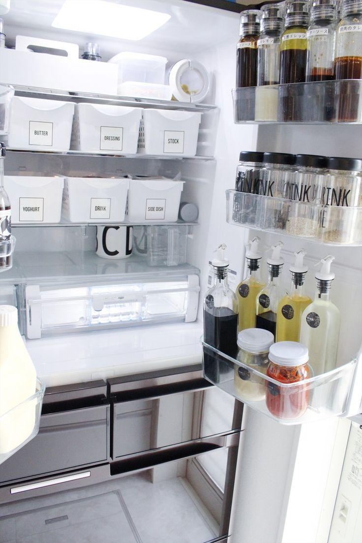 冷蔵庫ドアポケットの収納力がupする方法とは?|LIMIA (リミア)
