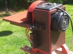 300 mm Tellerschleifmaschine Bauanleitung zum selber bauen