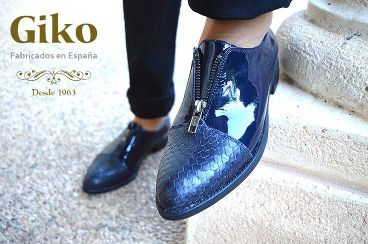 #blucher #zapatos #shoes Preciosos blucher de señora. Más en nuestra web