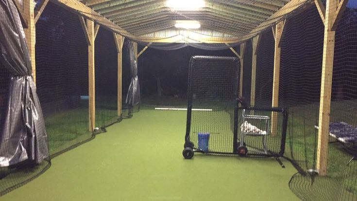 Pin By Matt Snyder On Covered Batting Cage Or Bocce Court
