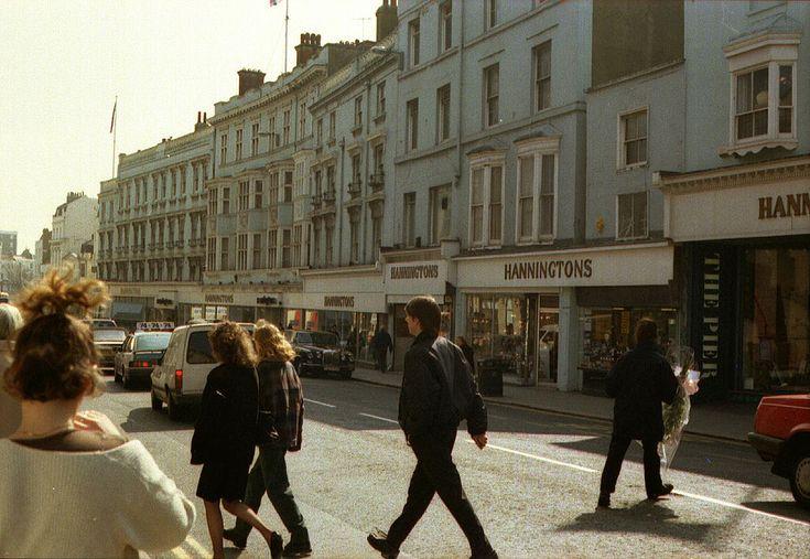 Hannington's Brighton 1995