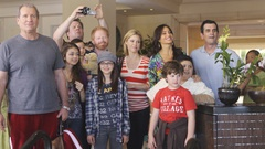 Modern Family:  Funniest Comedy Series since All in the Family... Love it!
