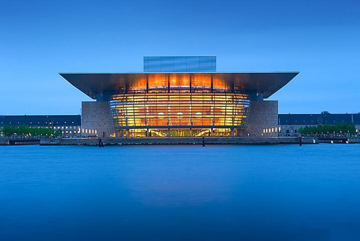Denmark: Copenhagen Opera House