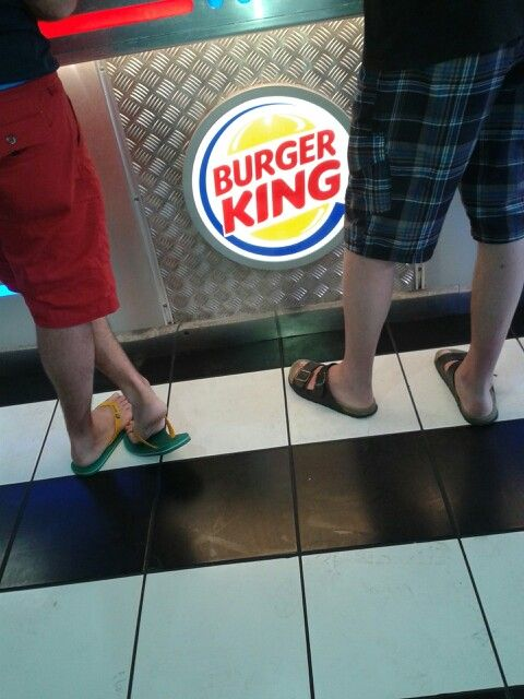 Burger king for ever