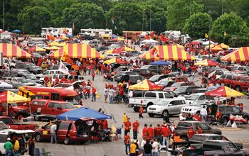 What makes Iowa State tailgating great? #CountdowntoKickoff #CycloneFB #CycloneFBCountdown
