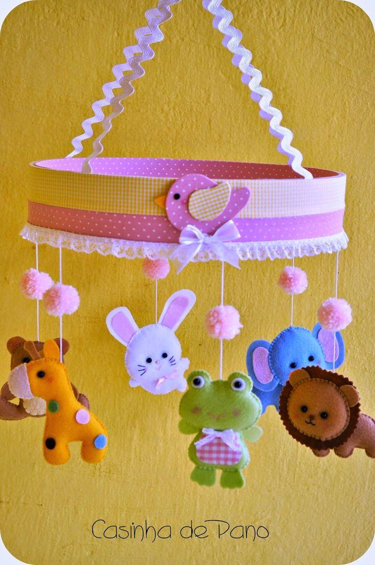 Baby cribs in kenya - Felt Mobilemobile Mobilemobile Babymobile Infantilbabymobilecrib Mobilescraft Tutorialssewing Craftskenya