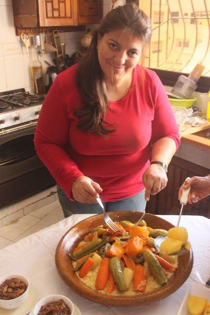 La Cuisine de Bernard: Le Couscous Berbère  recette génial et super bien expliquée !! :-)
