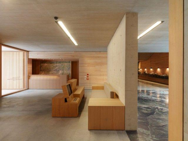 Centro de visitas y escuela primaria en Funes_12
