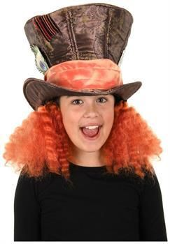 Alice Through the Looking Glass Mad Hatter Costume Hat