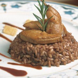 Quaglie con riso e pancetta: ricetta pavese