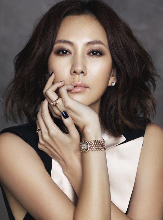 Kim Nam Joo Marie Claire Korea Magazine June Issue '14