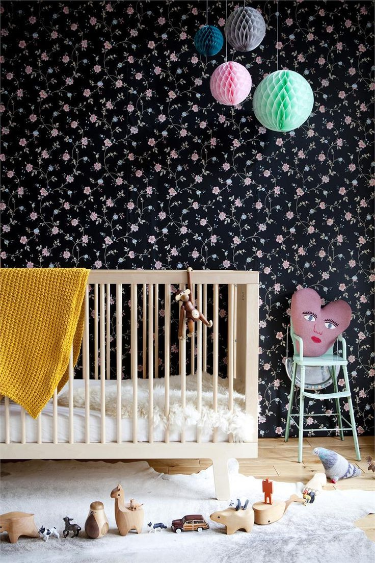 Pink And Black Wallpaper For Bedroom 17 Best Ideas About Wallpaper For Kids Room On Pinterest Hand