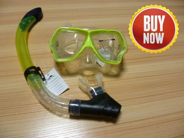 Купить сейчас! Дайвинг очки маска tribord трубка снаряжение для подводного плавания MS-22320 ( а )