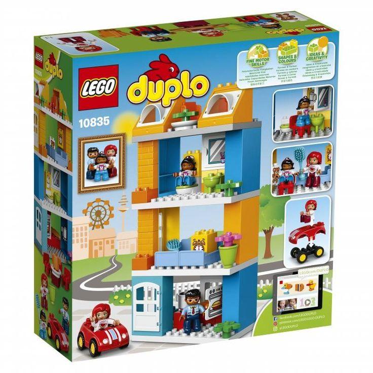 #Lego #LEGO® #10835   LEGO DUPLO Familienhaus Gebäudeset  Alter: 2-5, Teile: 69LEGO ® DUPLO® Familienhaus 10835.    Hier klicken, um weiterzulesen.  Ihr Onlineshop in #Zürich #Bern #Basel #Genf #St.Gallen