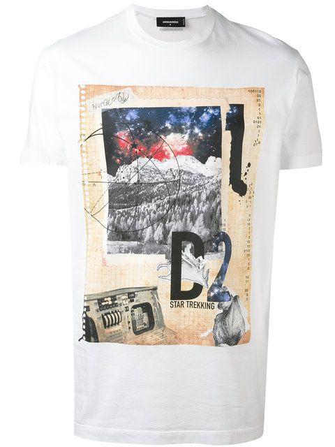dsquared2  cloth  t-shirt Mens Short Sleeve Shirts 1e6412531e4b